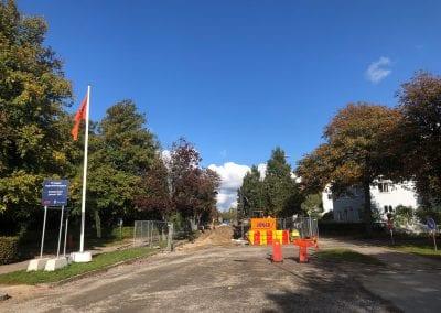 Östervångsvägen, Trelleborg